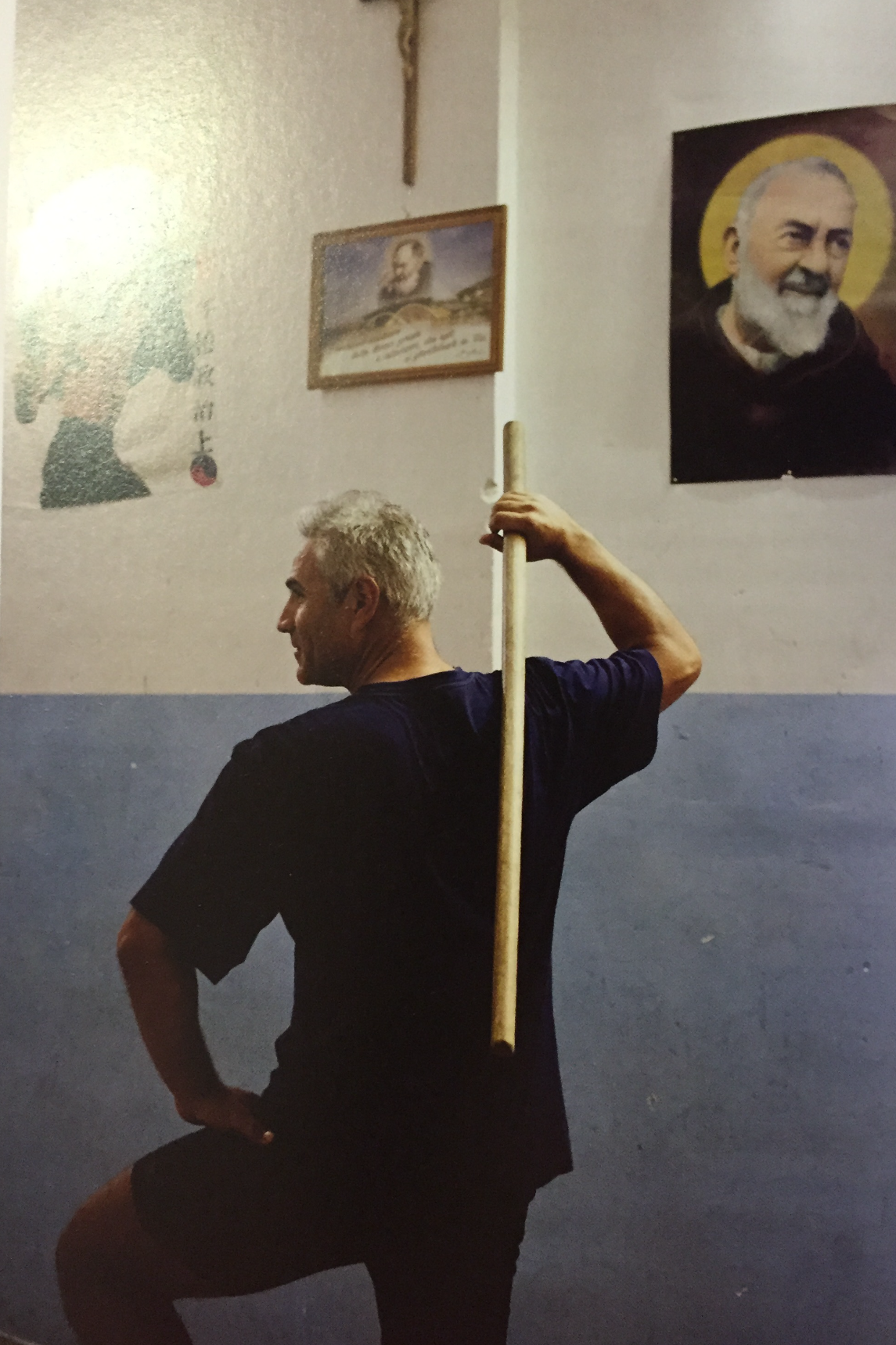 Grand Master Michele Olivieri