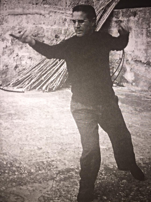Grand Master Knight Raffaele Donadei