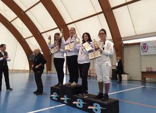 Dueling Saber (Sciabola da Terreno) First Season Tournament - Results