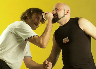 """Fiore's Abracar - Seminar on """"Extreme Medieval Unarmed Combat"""" - UK"""