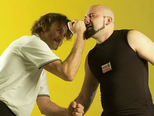 "Fiore's Abracar - Seminar on ""Extreme Medieval Unarmed Combat"" - UK"
