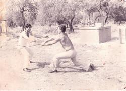 """Famiglia Trimigno"""" di Manfredonia, negli anni 60"""