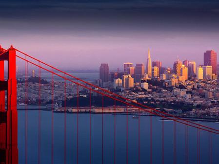 Public announcement at San Francisco Bay Area events
