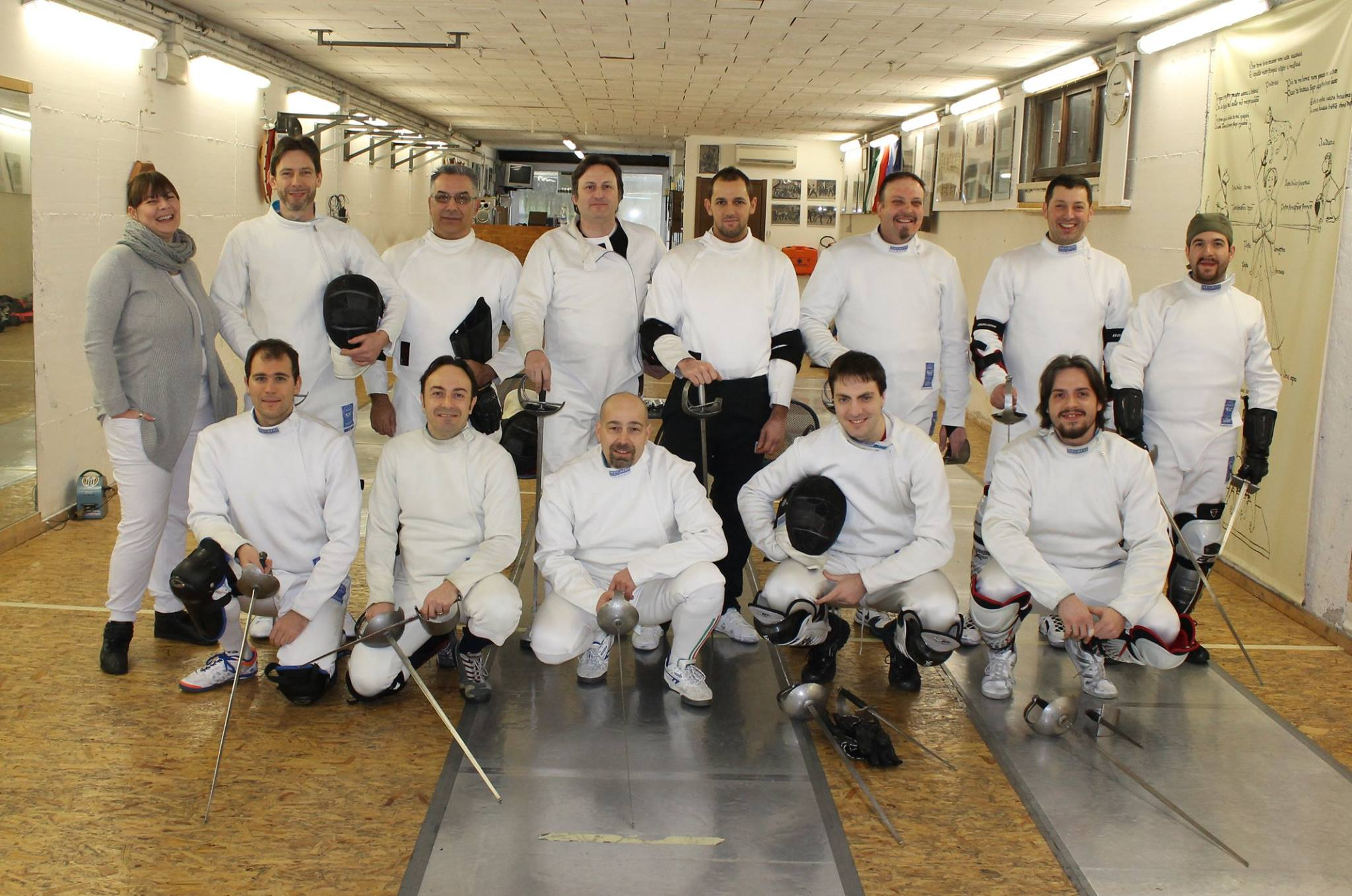 Mastino Academy, 2013