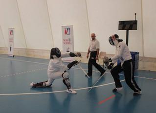 "Gara di spada e brocchiere - Tournament of sword and buckler -""Scherma Combat FIS"""