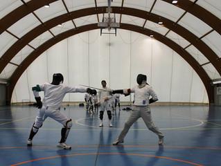 Gare di sciabola da terreno  - Dueling Saber tournament- Scherma Combat FIS