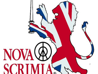 Nuove classi/new classes e new Logo per Nova Scrimia UK