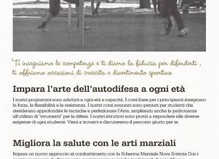 Nova Scrimia Workshop - Bologna - Italy
