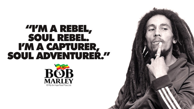 Blessed Earthstrong Bob Marley!