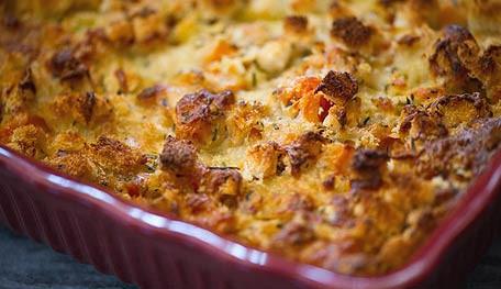 In The Marley Kitchen: Butternut Squash Casserole