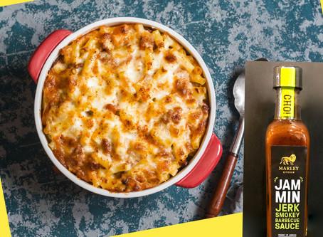 Smokey Jerk Mac'n Cheese