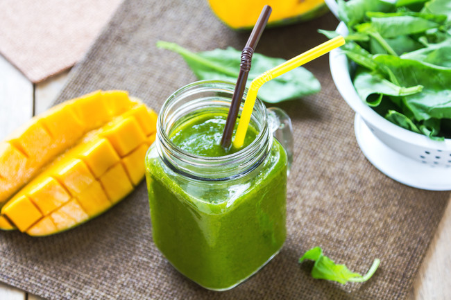 New Year New You Green Smoothie