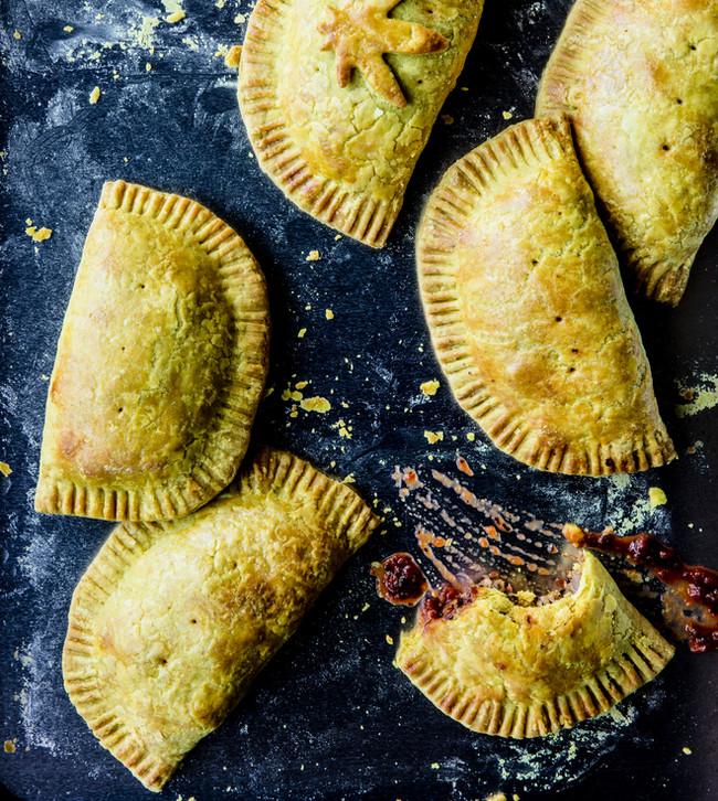 Spicy Jamaican Patties