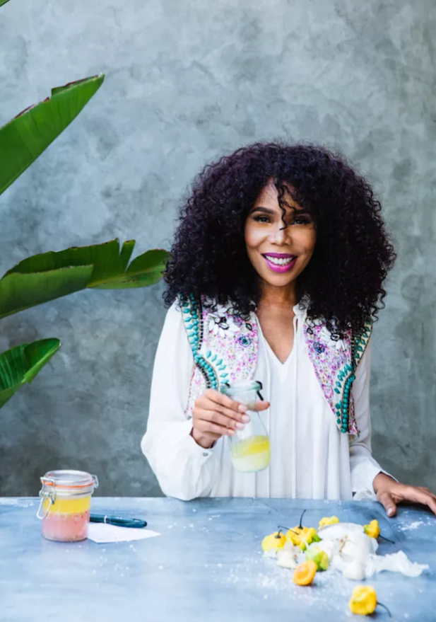 Cedella Marley says Moderation is Key When Cooking With Cannabis