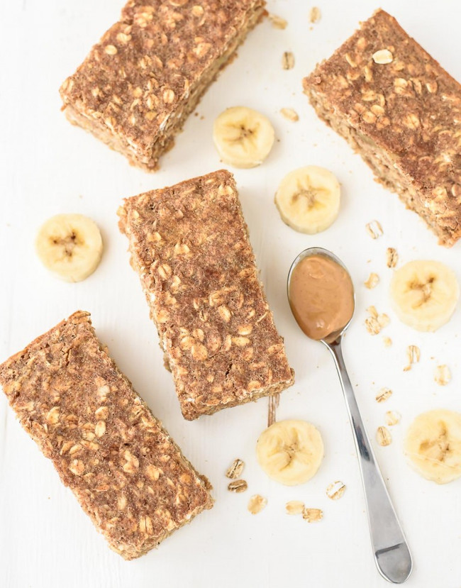 In The Marley Kitchen: Back to School Bars