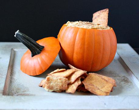 In The Marley Kitchen: Spicy Pumpkin Hummus