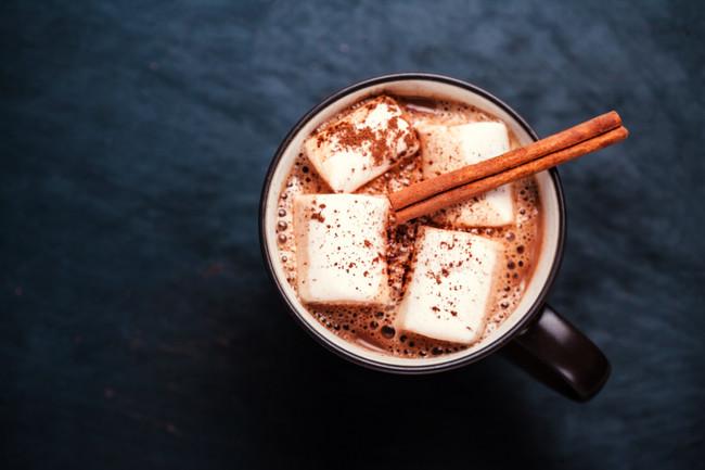 Vegan Hot Cocoa with Homemade Marshmallows