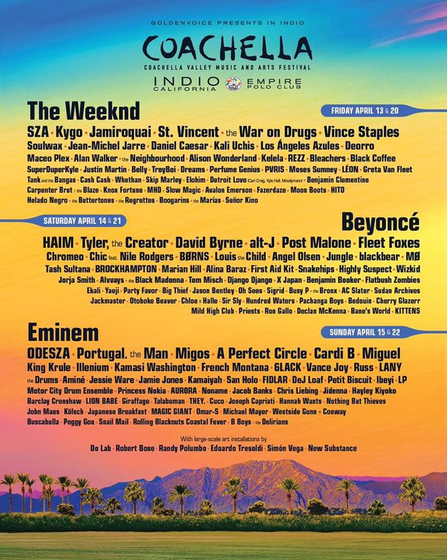 Skip Marley at Coachella 2018!