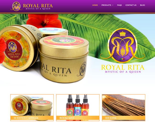 Royal Rita, Mystic of a Queen