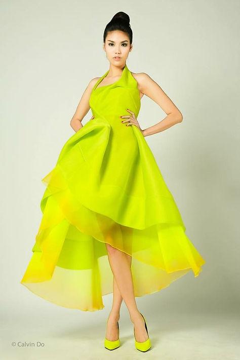 custom gown design