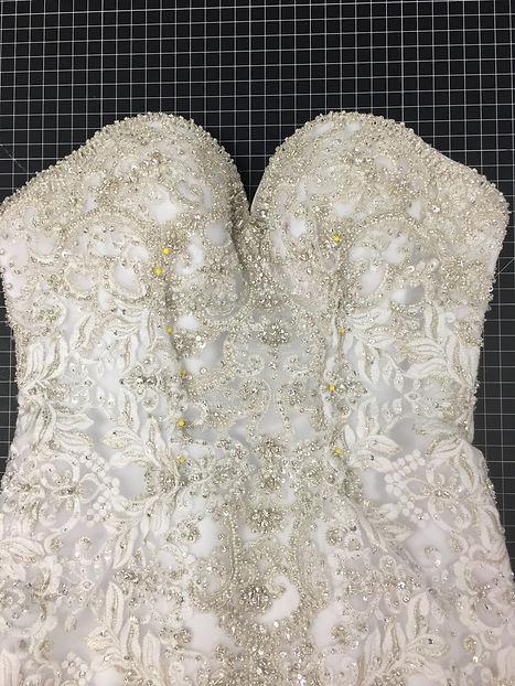 weddin dress alterations