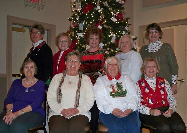 Lutheran Women Missionary League