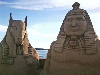 Sculpture-sable-sand-sculpture-lozza-pharaon