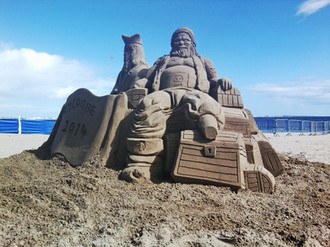 Sculpture-sable-sand-sculpture-lozza-pirate