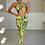 Thumbnail: HUNTER Yellow/Green Animal Print Maxi Skirt Co Ord