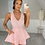 Thumbnail: BIANCA Baby Pink Premium High Waisted Skort