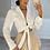 Thumbnail: BIANCA Beige Premium High Waisted Skort