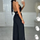Thumbnail: ELLA Black Multiway Silky Palazzo Co Ord