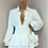 Thumbnail: KENDRA White High Waisted Gypsy Skirt