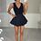 Thumbnail: LENA Black Premium Stretch Rib Bodysuit