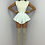 Thumbnail: BEATRIX Cream Shoulder Padded Knit Top