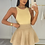 Thumbnail: PEARL Premium Beige Fluffy Skirt (SALE)