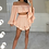 Thumbnail: EVIE Rose Lightwight Bell Sleeve Co Ord (SALE)