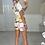 Thumbnail: JESSIE Lilac/Lemon Belted Playsuit