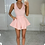 Thumbnail: LENA Baby Pink Premium Stretch Rib Bodysuit