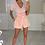 Thumbnail: CHLOE Pink High Waisted Paper Bag Shorts