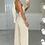 Thumbnail: ELLA Champagne Multiway Silky Palazzo Co Ord