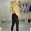Thumbnail: LUNA Stone Faux Fur Collar Cargo Jacket (SALE)