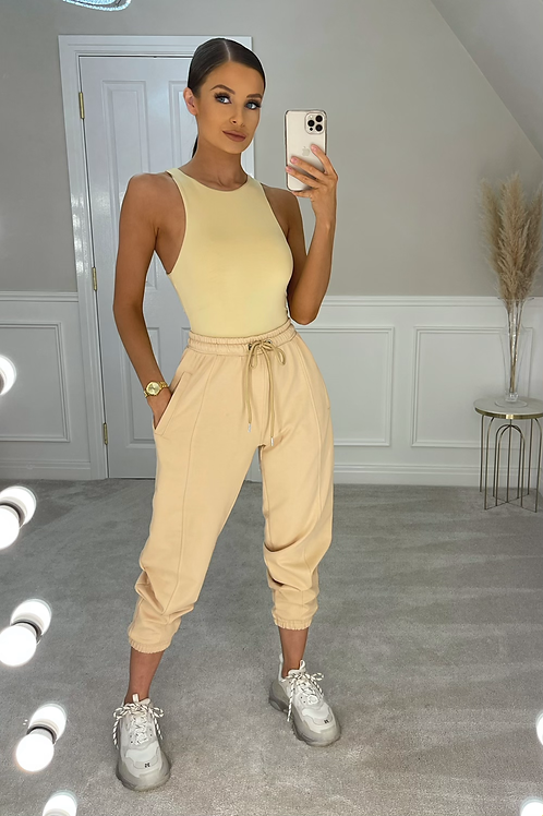 DARCY Butter High Waisted Joggers