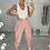 Thumbnail: LENA White Premium Stretch Rib Bodysuit