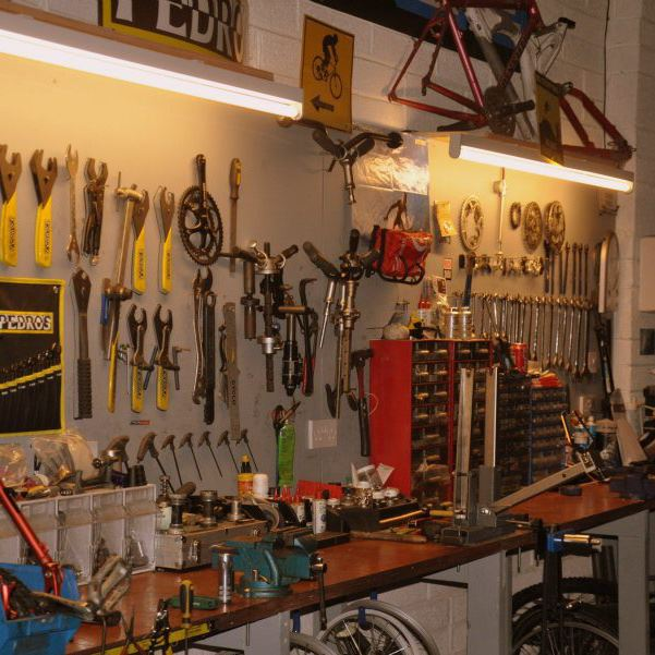full range of tools
