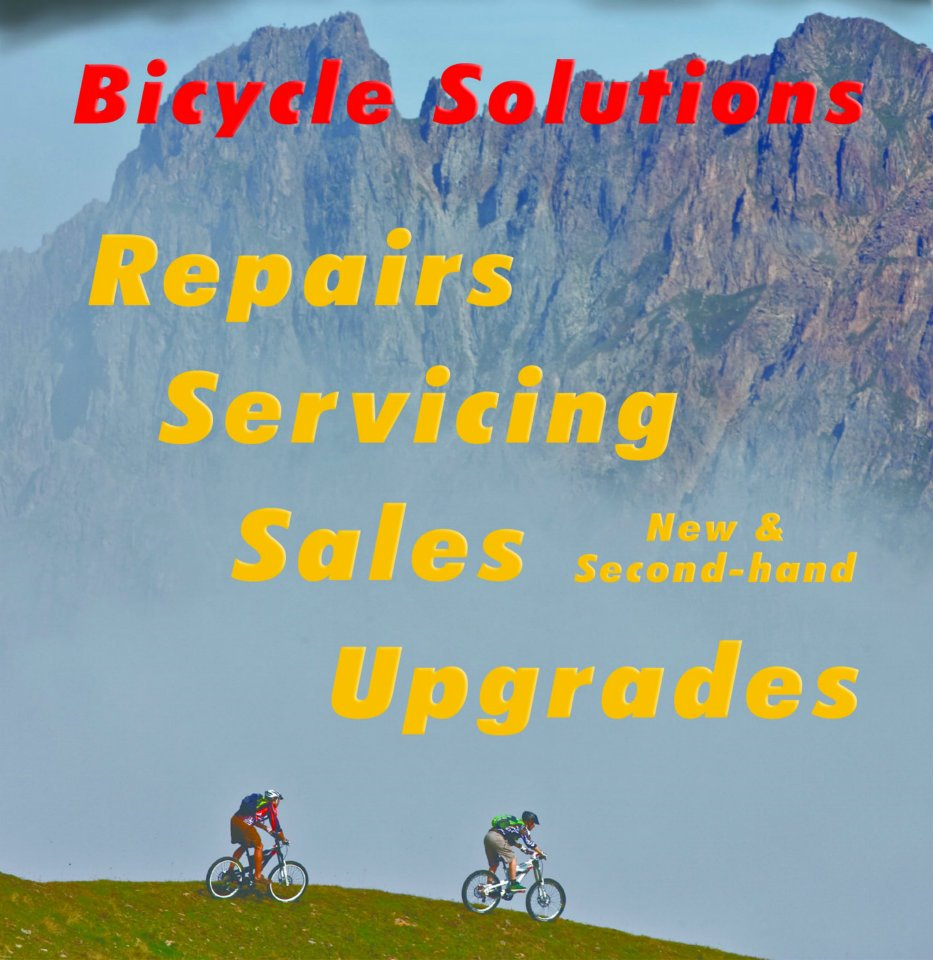 Bicycle solutions repairs rentals ireland