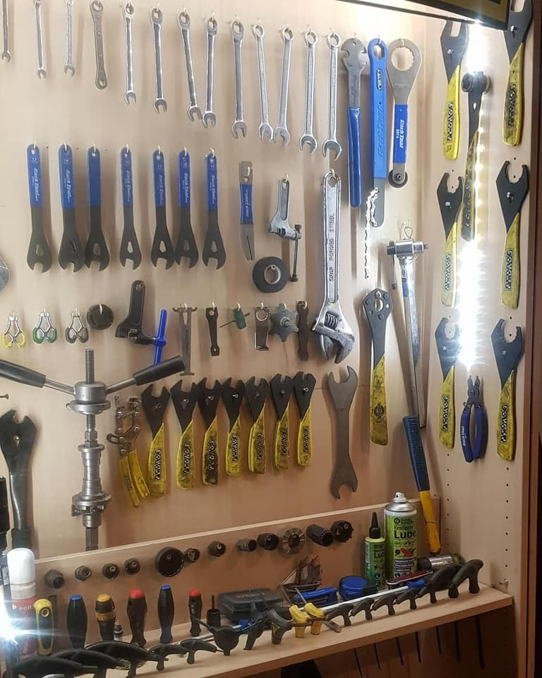 specialist bicycle tools