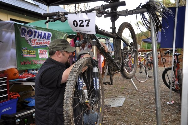 Specialist bicycle repairs