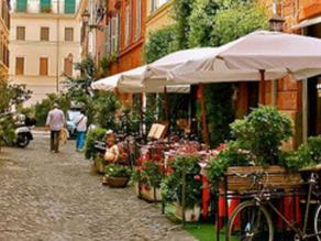 Todas as Ruas nos Levam a Roma