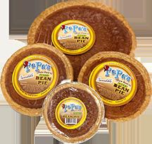"""4 Medium (5"""") pies"""